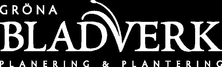 Gröna Bladverk logotyp